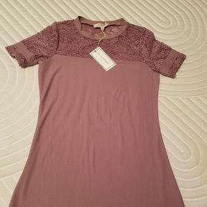 Lace  junior blouse